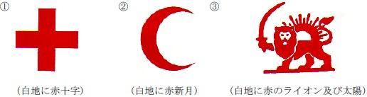 赤十字の標章
