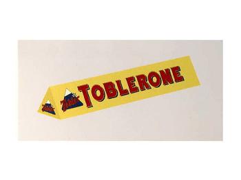チョコレートのパッケージの立体商標