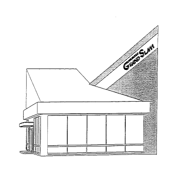 建築物の立体商標